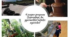 4 Szuper program Sopronban, ha gyermekkel indulsz nyaralni!
