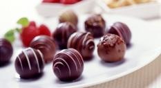 Schokolade Paket